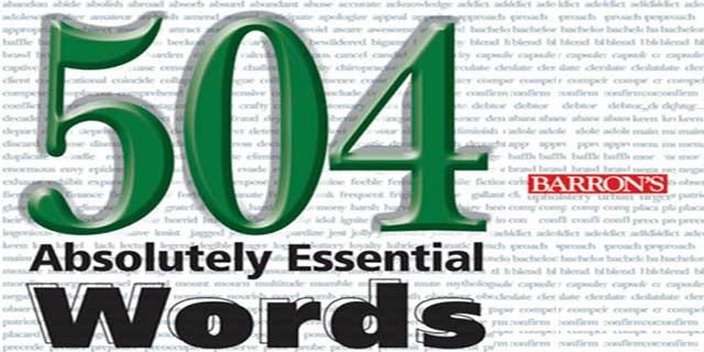 دانلود اموزش زبان به دو زبان دنیا کلمه سلام دانلود کتاب 504 لغت ضروری انگلیسی - آموزش زبان انگلیسی