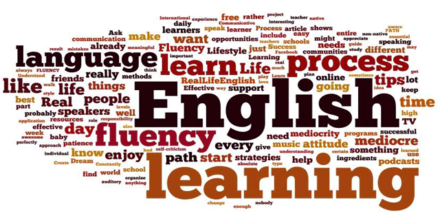 ?How to learn English