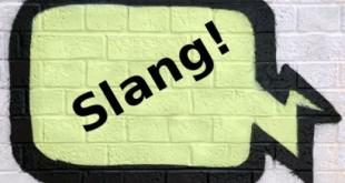 english slangs